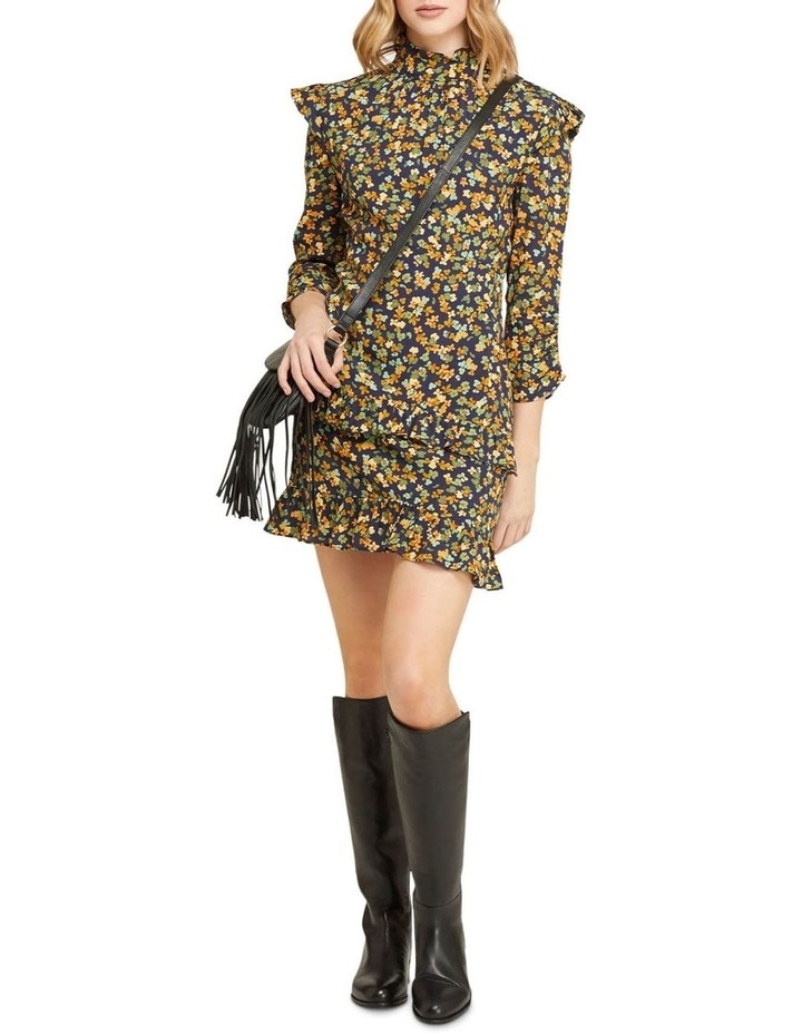 Coraline Daisy Print Dress image 5