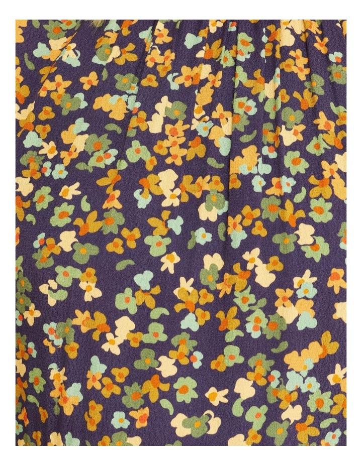 Coraline Daisy Print Dress image 6