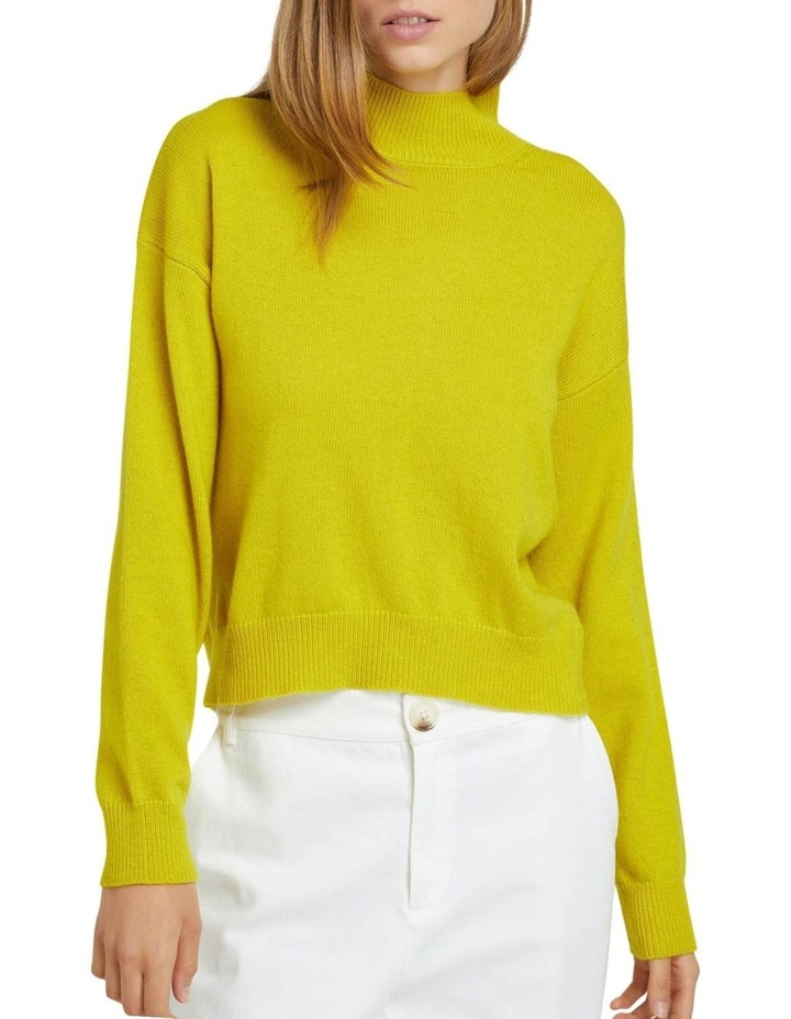 Lucy Funnel Neck Knit image 1