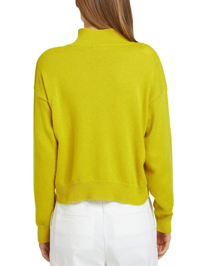 Lucy Funnel Neck Knit image 3
