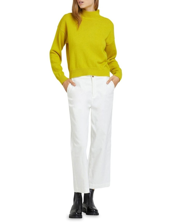 Lucy Funnel Neck Knit image 7