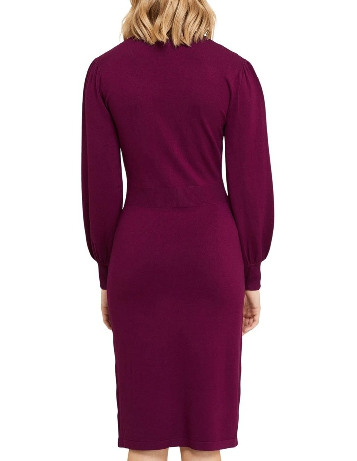 Rosa Knitted Dress image 3