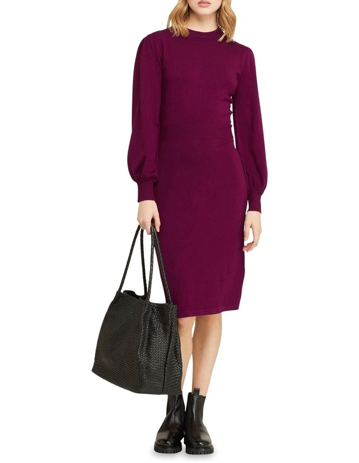 Rosa Knitted Dress image 5