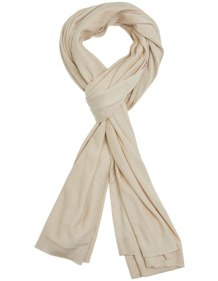 Clementine Gold Scarf image 1