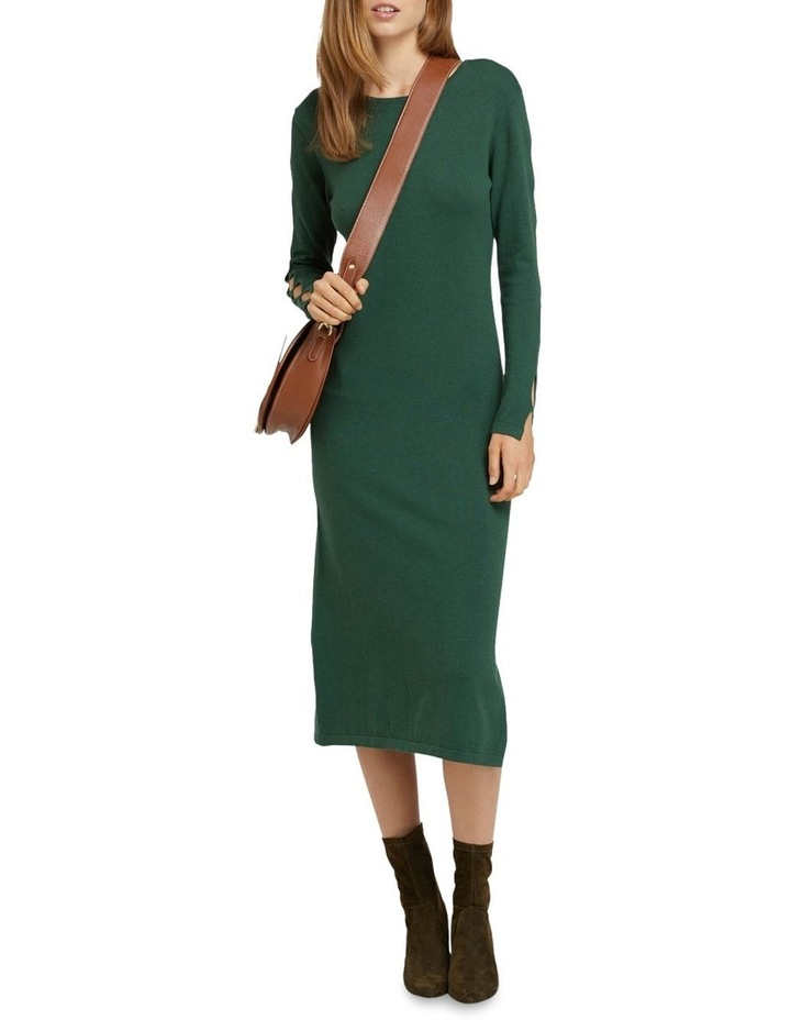 Kate Cut Out Knitted Dress image 5