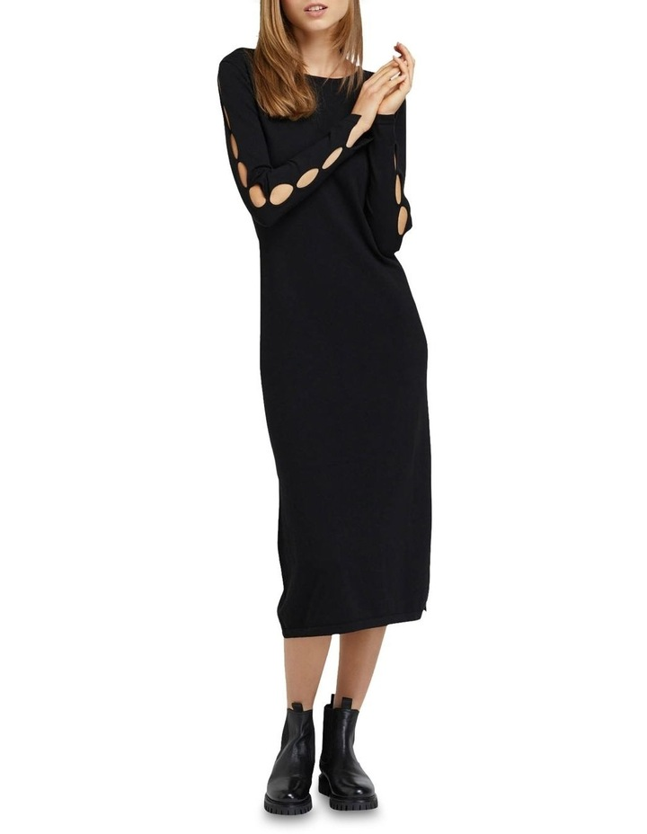 Kate Cut Out Knitted Dress image 1