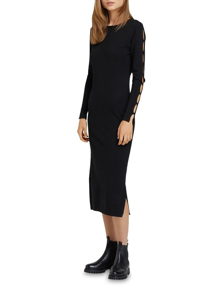 Kate Cut Out Knitted Dress image 2