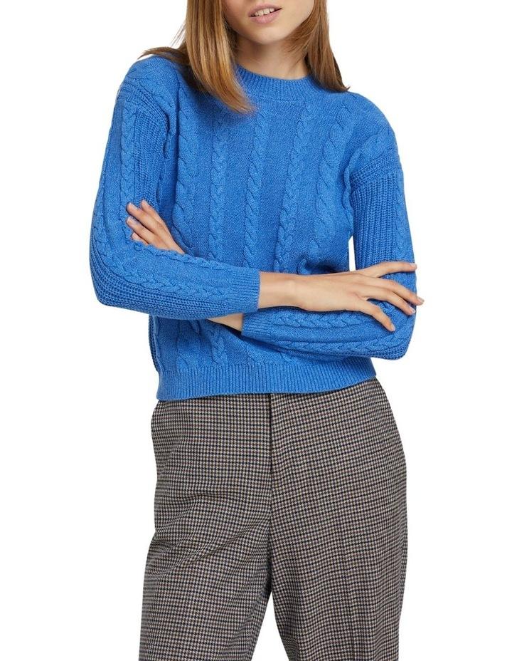 Kiki Cotton Cable Knit image 1