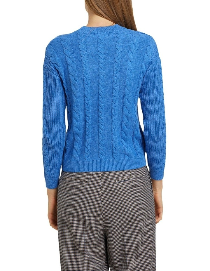 Kiki Cotton Cable Knit image 3