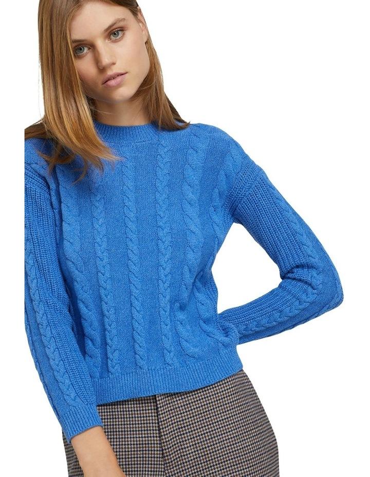 Kiki Cotton Cable Knit image 4