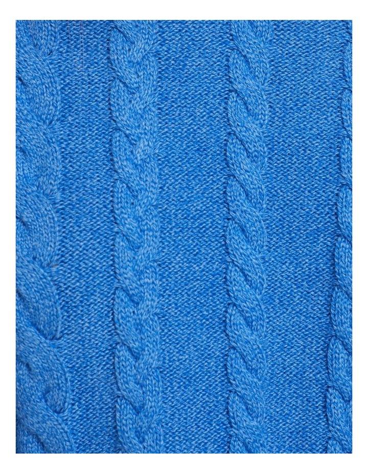 Kiki Cotton Cable Knit image 6