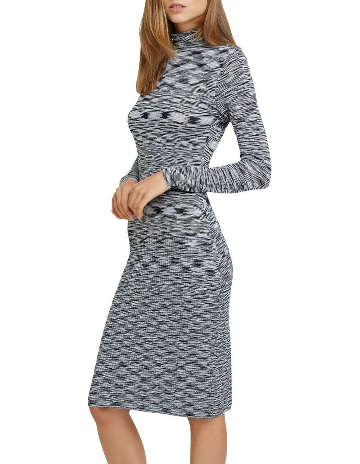 Penny Knitted Turtle Neck Dress image 2