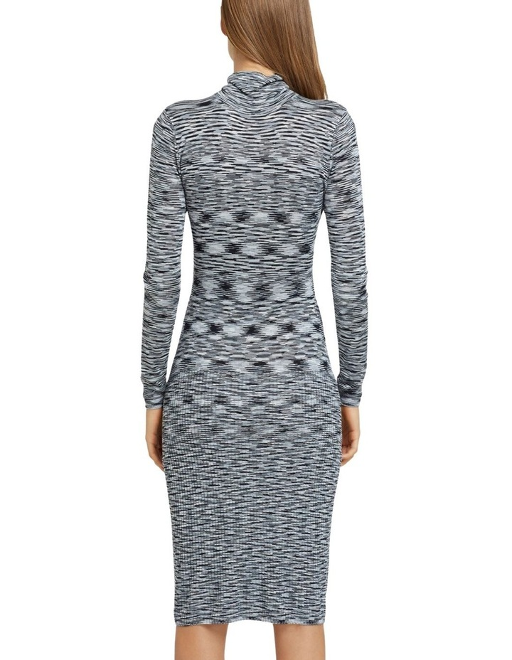 Penny Knitted Turtle Neck Dress image 3