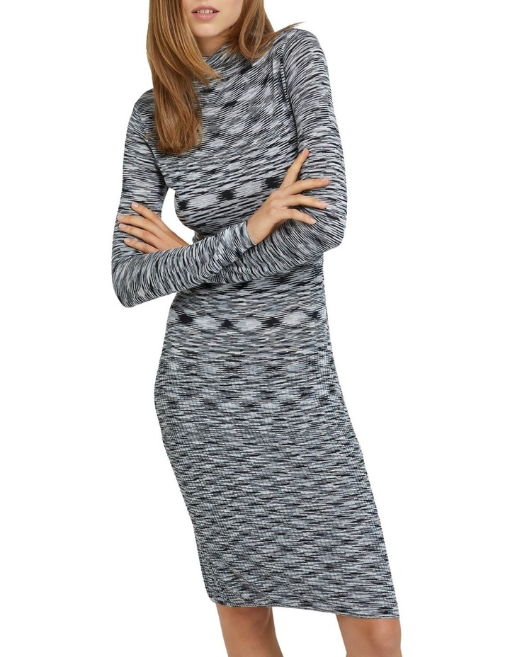 Penny Knitted Turtle Neck Dress image 4
