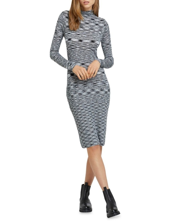 Penny Knitted Turtle Neck Dress image 5