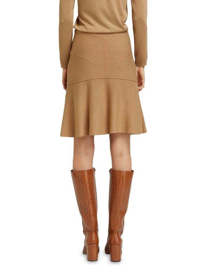 Dani Knitted Mini Skirt image 3