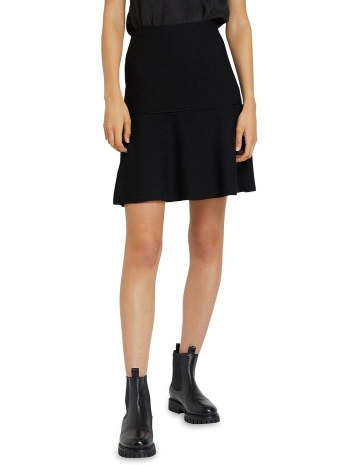 Dani Knitted Mini Skirt image 1