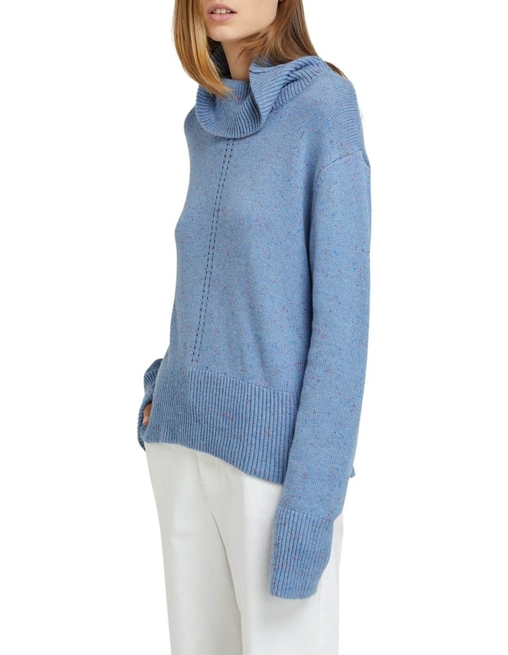 Lexi Roll Neck Knit image 2