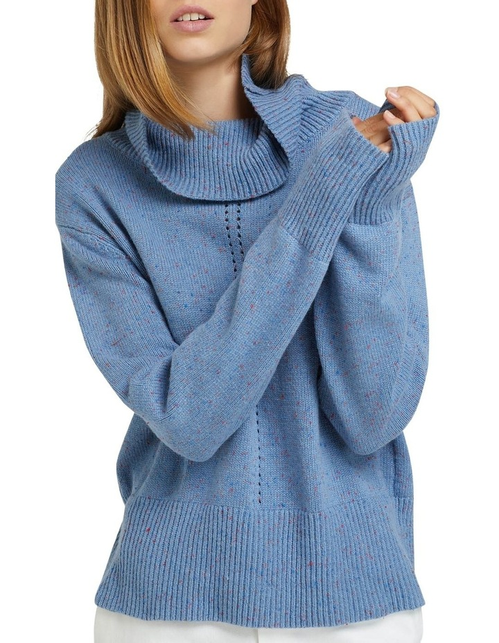 Lexi Roll Neck Knit image 4