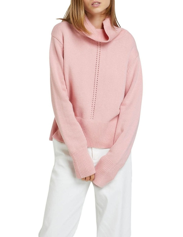 Lexi Roll Neck Knit image 1