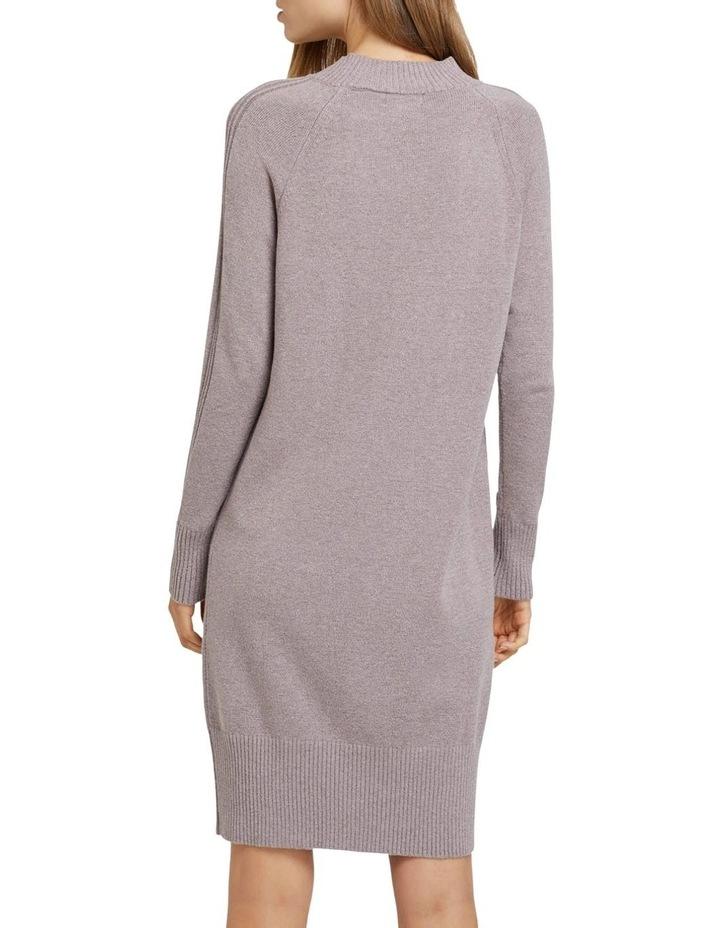 Luna Knitted Mini Dress image 3