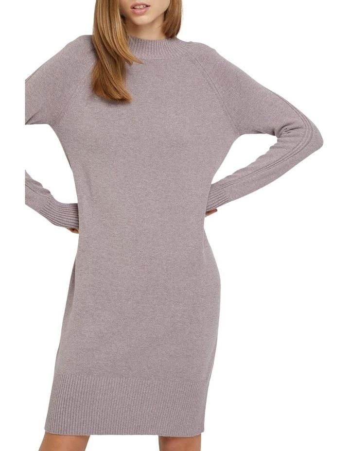 Luna Knitted Mini Dress image 4