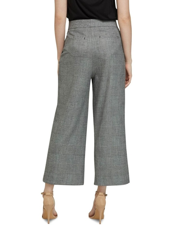 Crop Lacie Eco Checked Suit Pants image 3