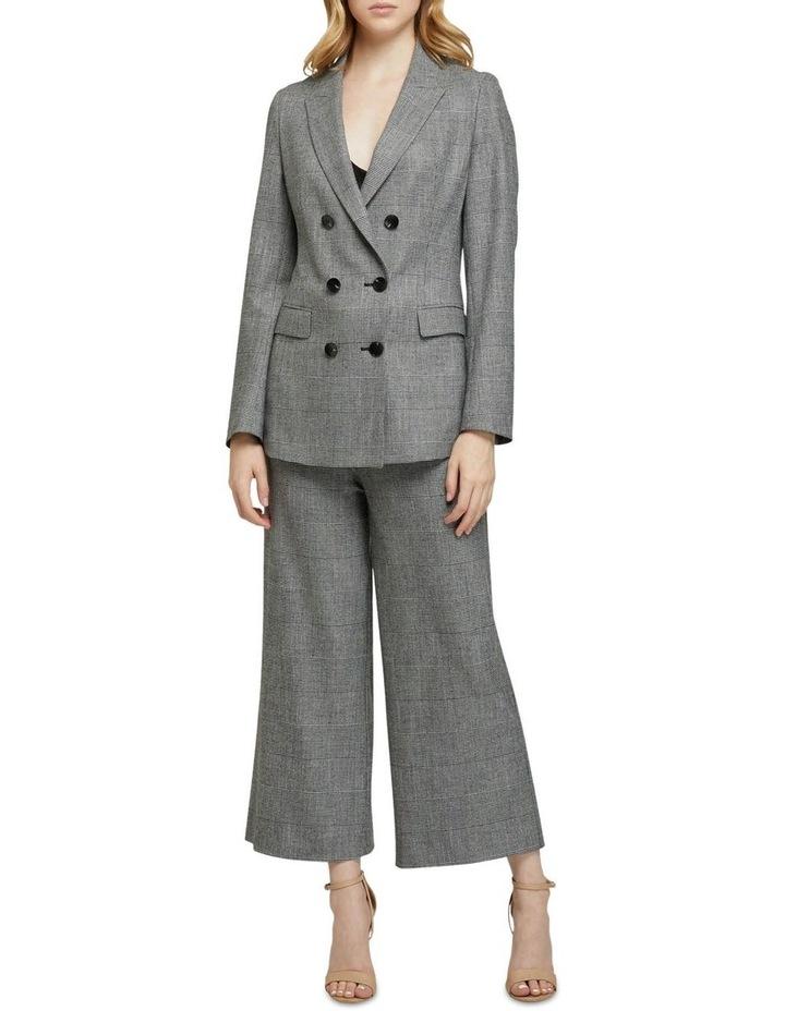 Crop Lacie Eco Checked Suit Pants image 5