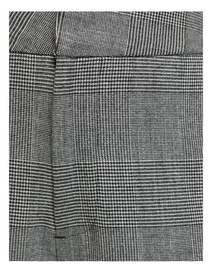 Crop Lacie Eco Checked Suit Pants image 6