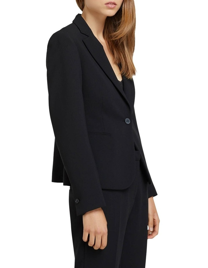 Chica Eco Black Suit Jacket image 2