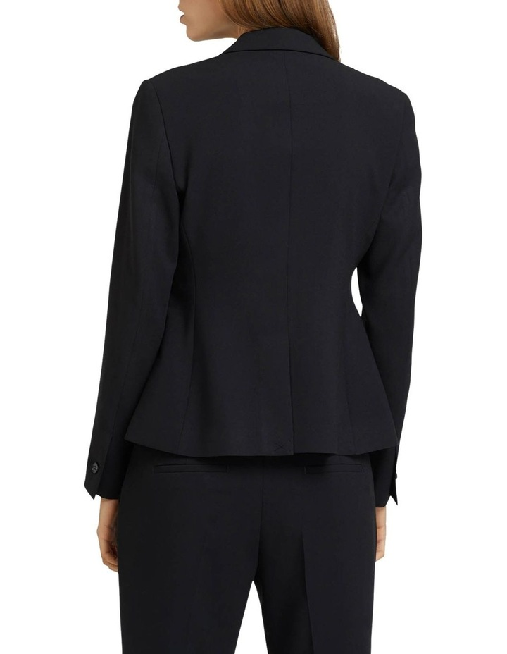 Chica Eco Black Suit Jacket image 3