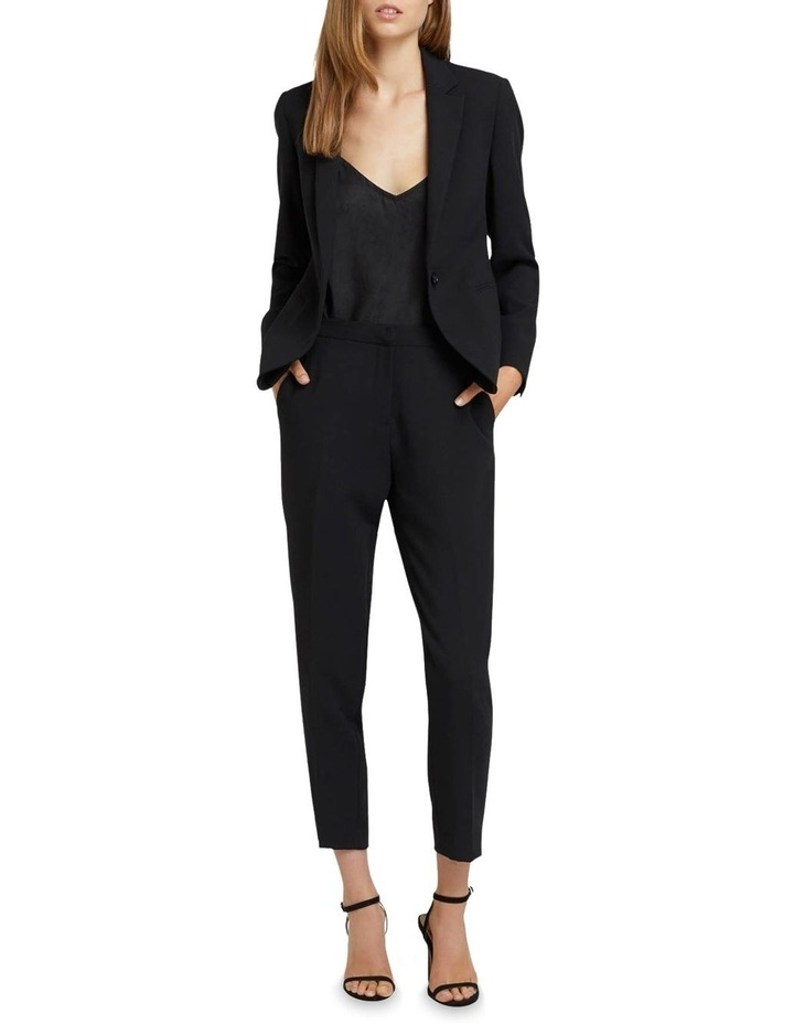 Chica Eco Black Suit Jacket image 5
