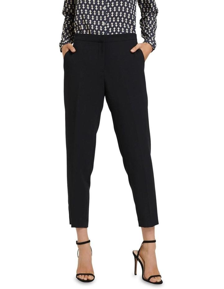 Charla Eco Black Suit Pants image 1