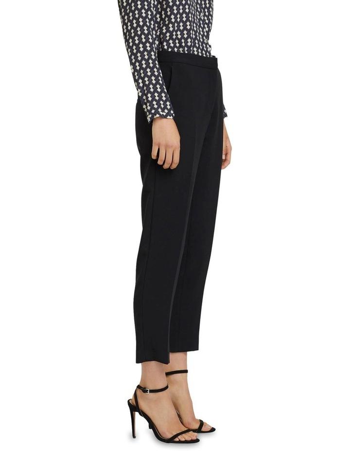 Charla Eco Black Suit Pants image 2