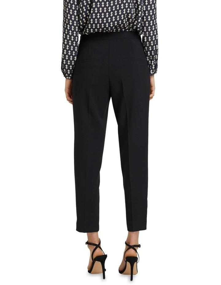 Charla Eco Black Suit Pants image 3