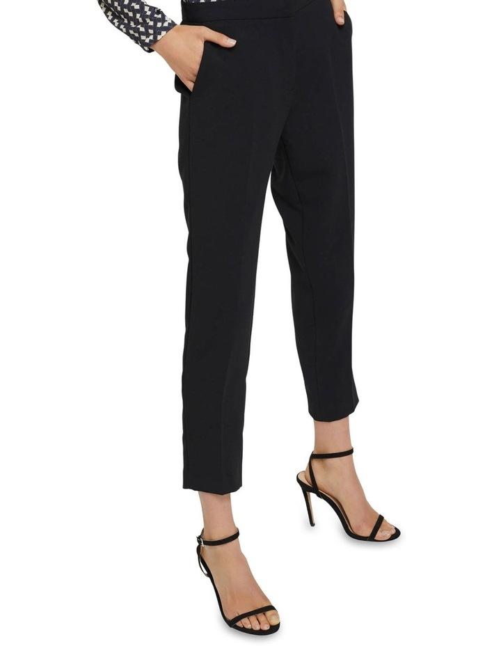 Charla Eco Black Suit Pants image 4