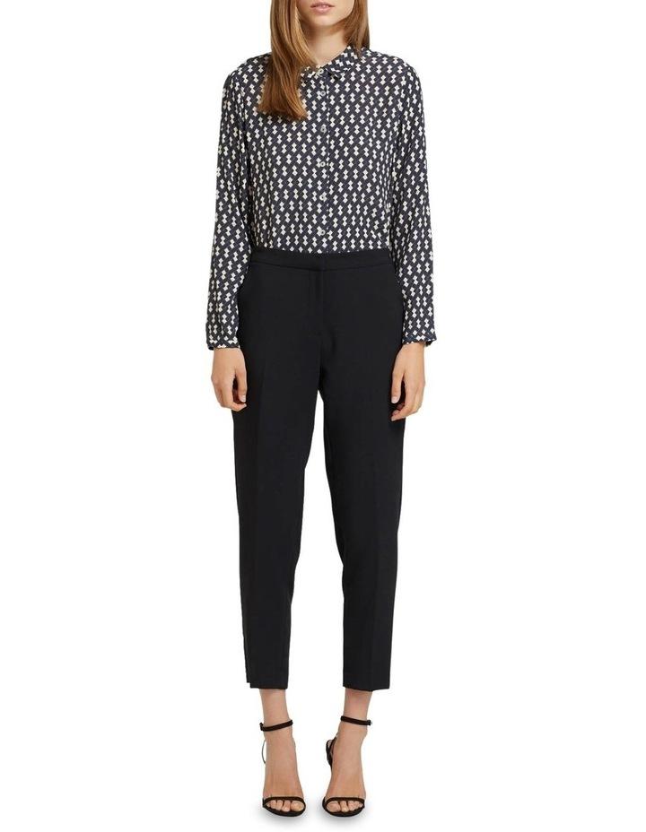 Charla Eco Black Suit Pants image 5