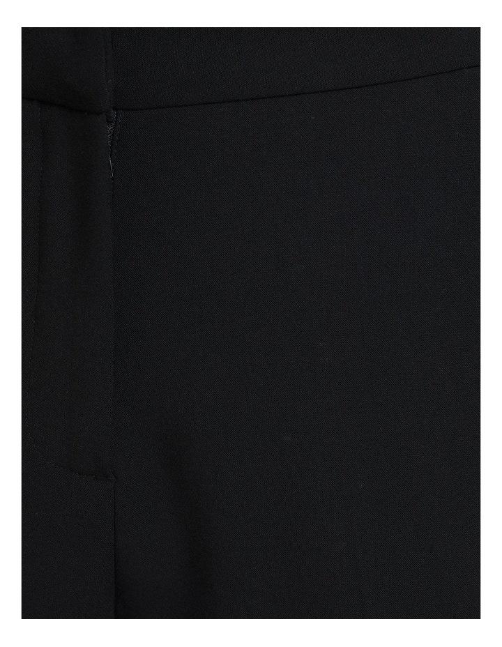 Charla Eco Black Suit Pants image 6