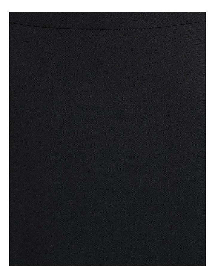 Peggy Eco Black Suit Skirt image 6