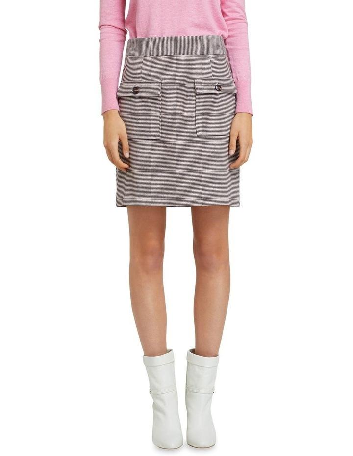 Alina Check Crop Skirt image 1