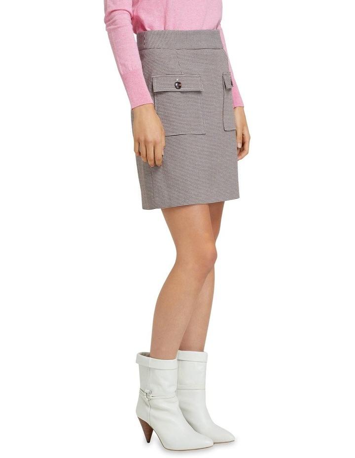 Alina Check Crop Skirt image 2