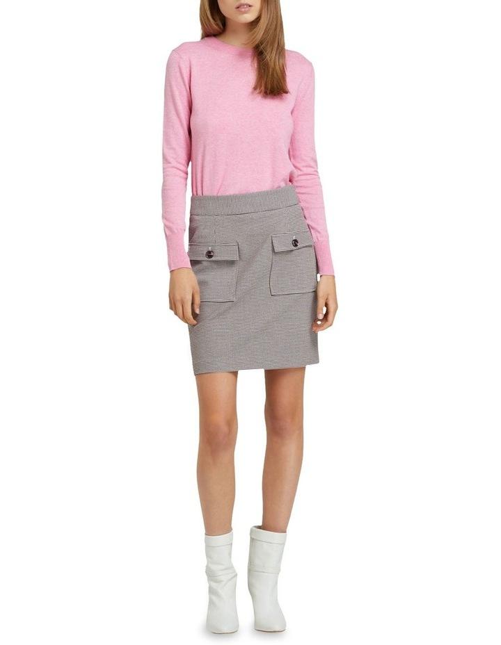 Alina Check Crop Skirt image 5