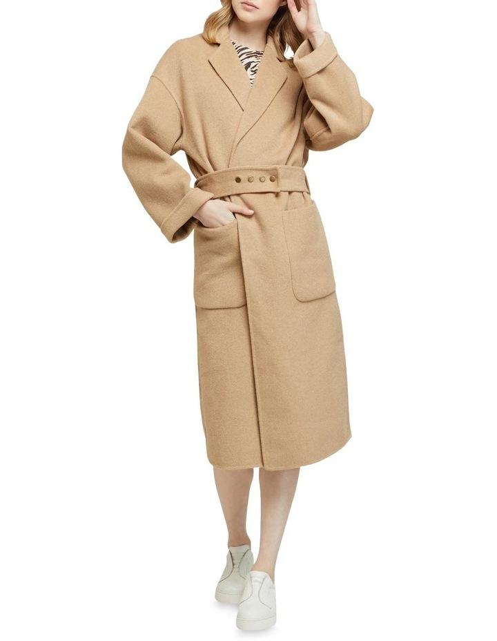 Ashley Wool Blend Coat image 1