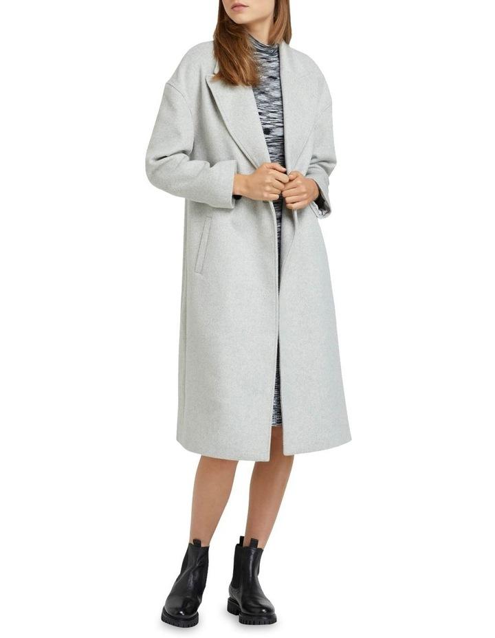 Celia Wool Blend Coat image 1