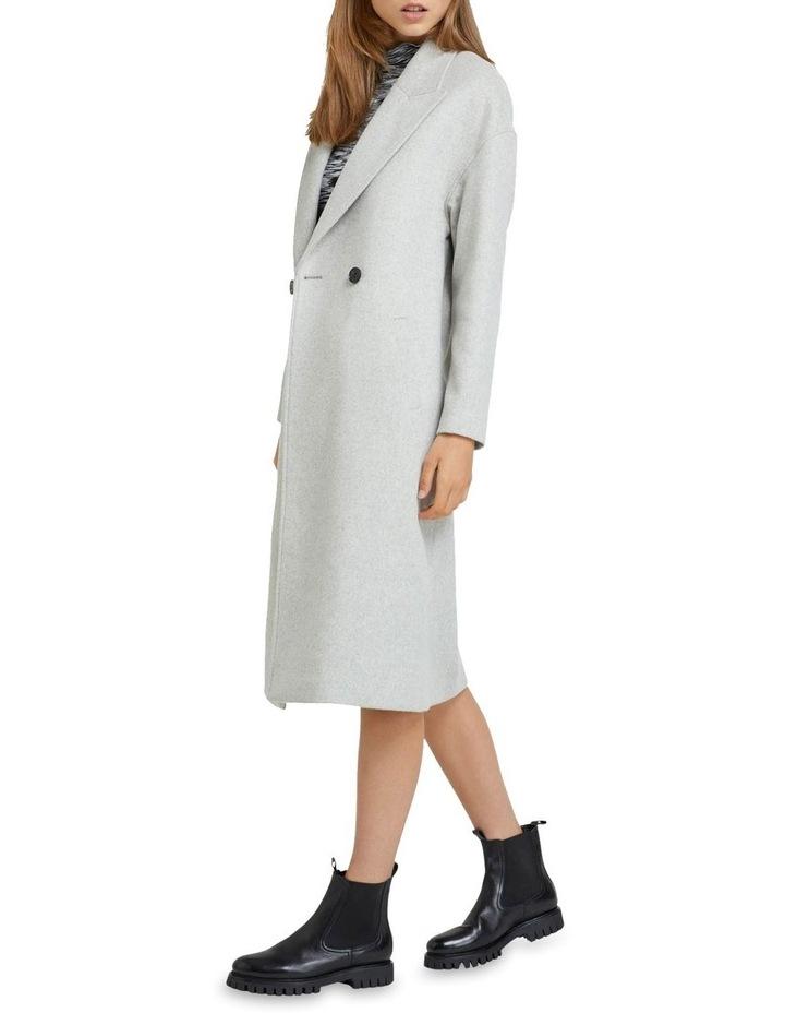 Celia Wool Blend Coat image 2