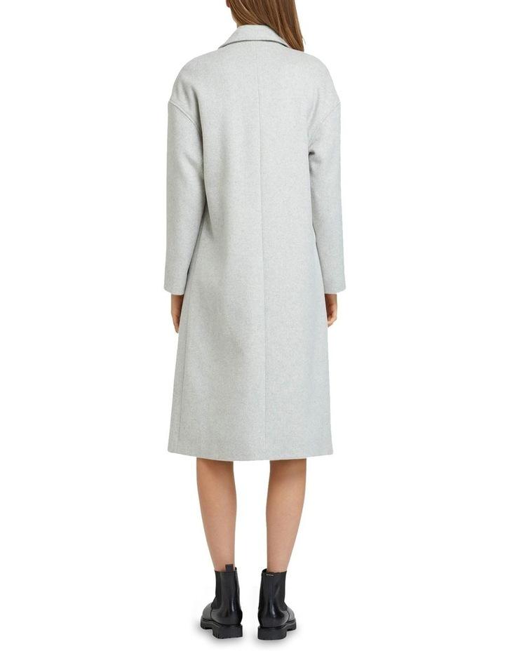 Celia Wool Blend Coat image 3