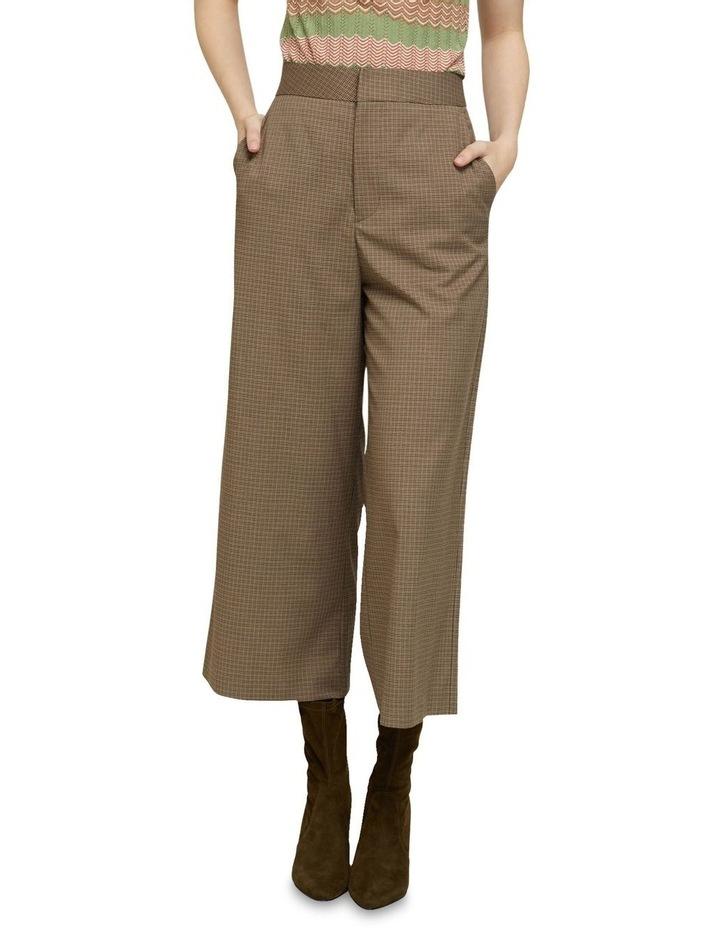 Lacie Check Culottes image 1