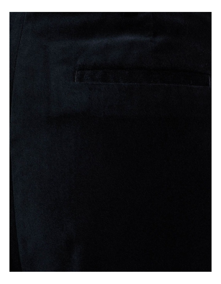 Lauren Black Velvet Trousers image 6
