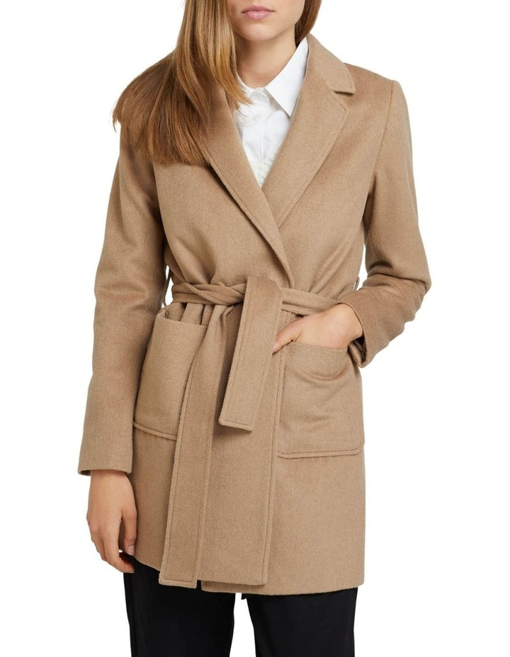 Dalia Wool Blend Jacket image 1