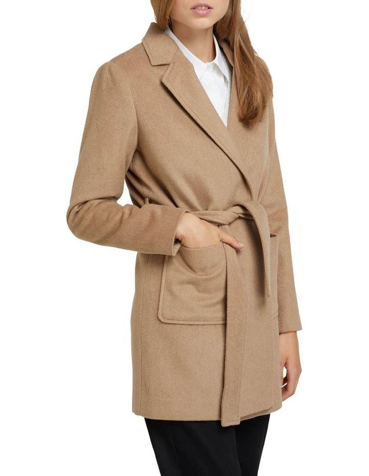 Dalia Wool Blend Jacket image 2